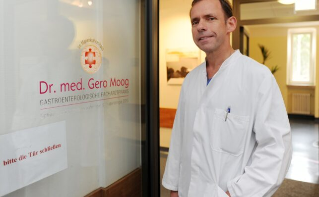 Marienkrankenhaus, Gastroenterologie, Gastroenterologische Facharztpraxis, Dr. med. Gero Moog